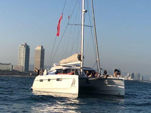 Catamaran Nautitech 40 Open (2017)