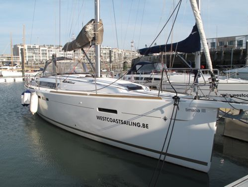 Segelboot Jeanneau Sun Odyssey 449 (2016)