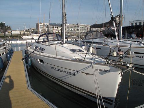 Segelboot Jeanneau Sun Odyssey 36 i (2011)
