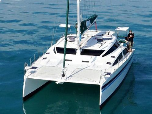 Catamaran Island Spirit 380 (2016)