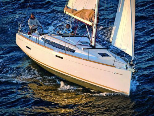 Segelboot Jeanneau Sun Odyssey 389 (2018)