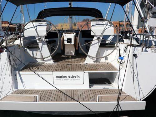 Sailboat Hanse 505 (2017)