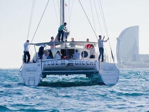 Catamaran Outremer 55 ST (2013)