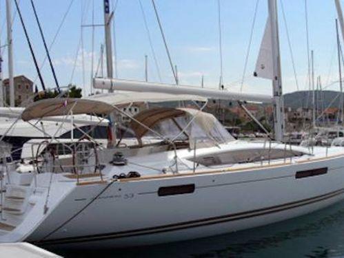 Segelboot Jeanneau 53 (2012)