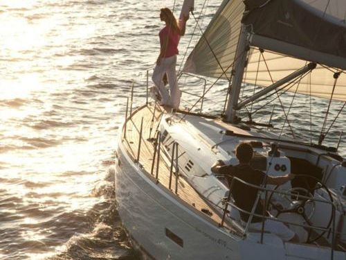Zeilboot Jeanneau Sun Odyssey 419 (2018)