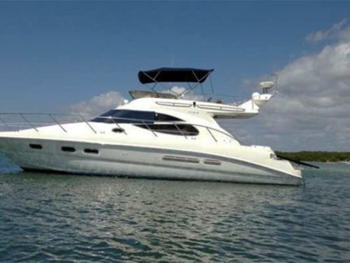 Motor boat Sealine F 42 (2010)