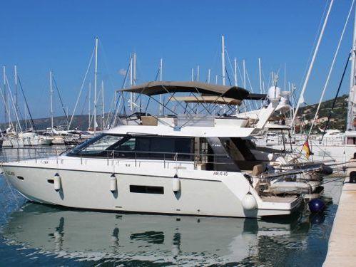Motor boat Sealine F450 (2012)