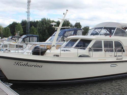 Motor boat Linssen 410 (2016)