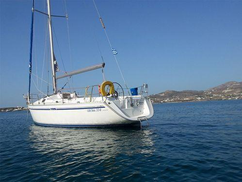 Sailboat Dufour Gib Sea 334 (2003)