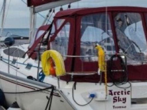 Segelboot Delphia 40 (2013)