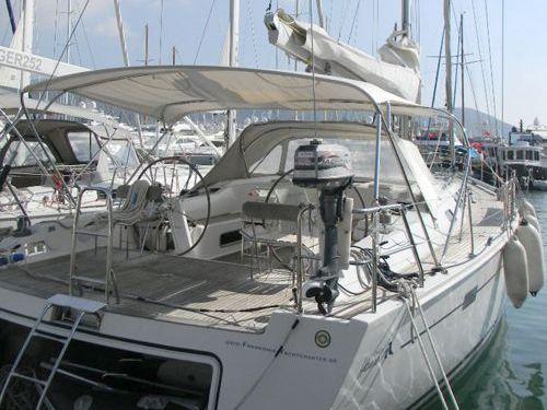 Segelboot Hanse 540 (2007)