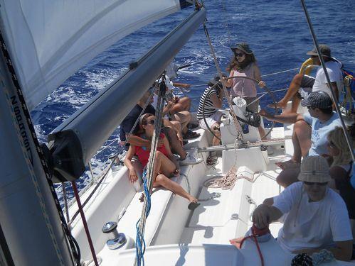 Segelboot Dufour Gib Sea 34 (2003)
