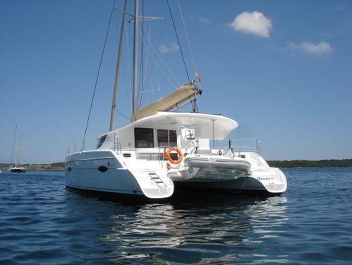 Catamaran Fountaine Pajot Lipari 41 (2010)