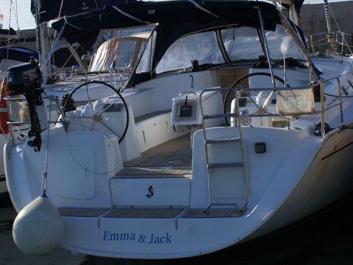 Segelboot Beneteau Cyclades 50.5 (2007)
