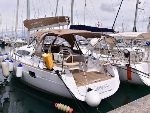 Segelboot Elan Impression 40 (2016)