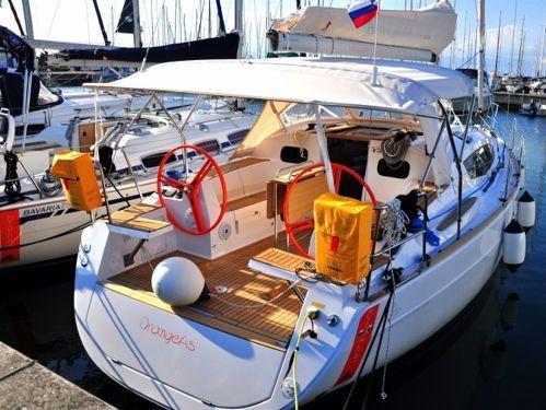 Segelboot Elan Impression 354 (2014)