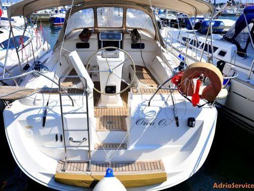 Segelboot Elan Impression 384 (2007)