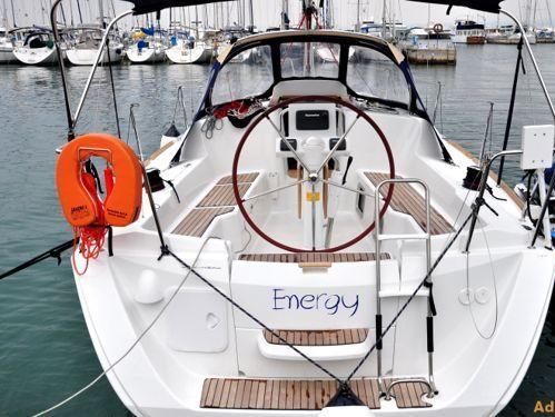 Segelboot Jeanneau Sun Odyssey 33 i (2012)