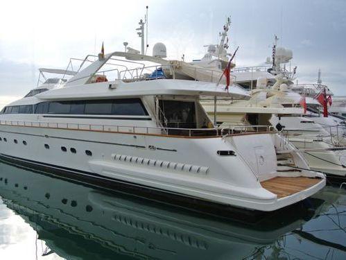 Motorboot Falcon 102 (2005)