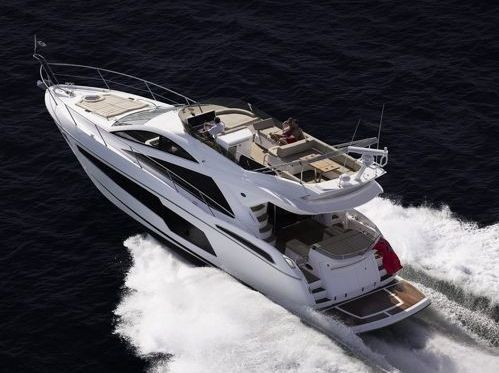 Motorboot Sunseeker Manhattan 68 (2016)