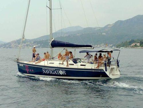 Sailboat Triplast Y40 (2008)