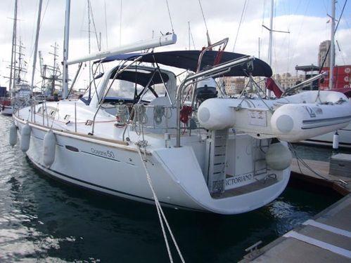 Segelboot Beneteau Oceanis 50 Family (2010)
