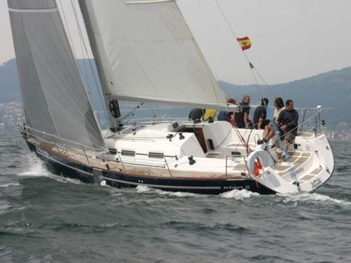Segelboot Elan 37 (2005)