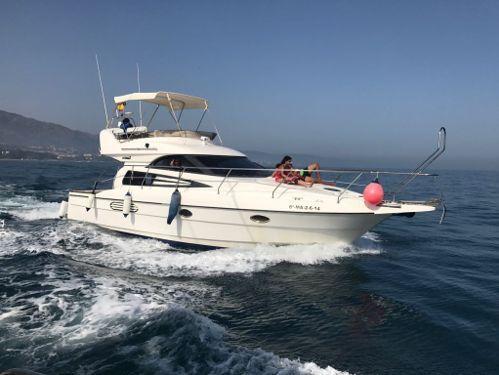 Motorboot Astondoa 36 (2001)