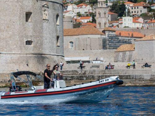 RIB Jokerboat Clubman 21 (2012)