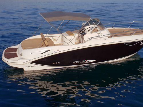 Speedboat Mano Marine 23.10 WA (2012)