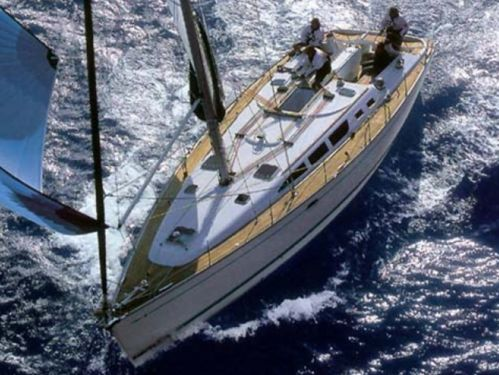 Sailboat Jeanneau Sun Odyssey 43 (2002)