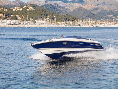 Motor boat Sunseeker Hawk 27 (2000)