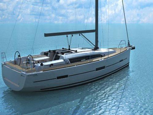 Segelboot Dufour 412 (2019)