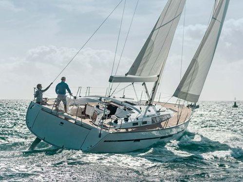 Sailboat Bavaria Cruiser 56 (2015)