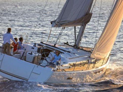 Sailboat Jeanneau Sun Odyssey 519 (2016)
