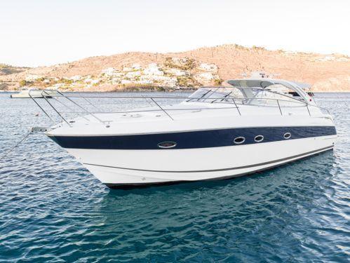Motor boat Bavaria Sport 37 (2008)