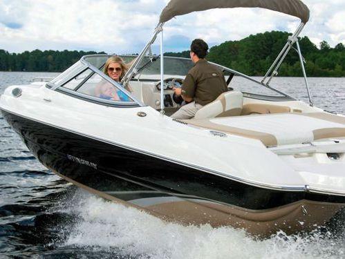 Sportboot stingray 208LS (2017)