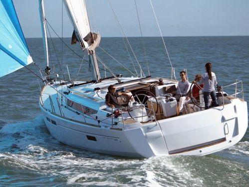 Sailboat Jeanneau Sun Odyssey 469 (2015)