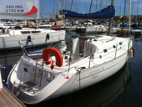 Sailboat Beneteau Oceanis Clipper 311 (2001)
