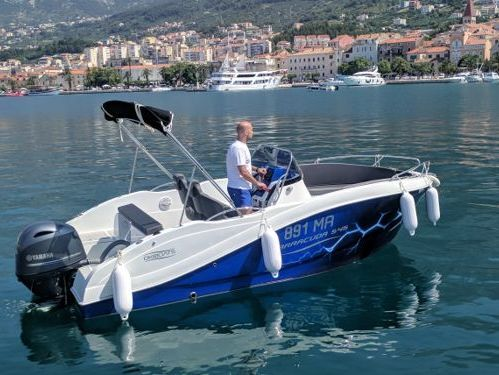 Sportboot Barracuda 545 Open (2017)