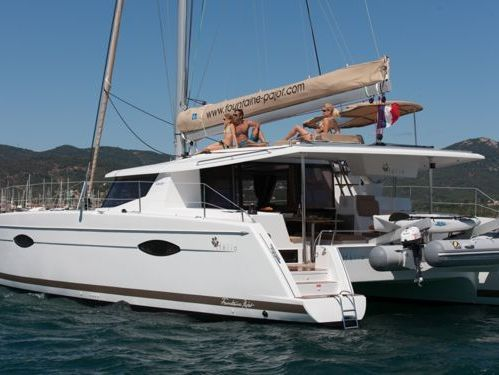 Catamaran Fountaine Pajot Helia 44 (2015)