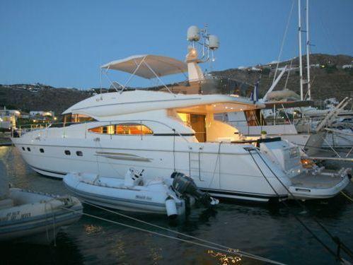 Motorboat Princess 20 M (2002)