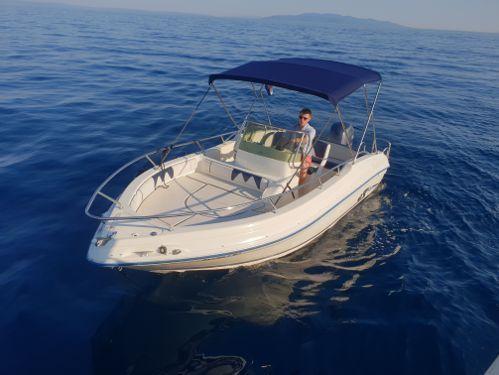 Speedboat Ranieri 19 S (2010)