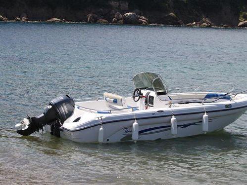 Speedboot Ranieri 17 (2017)