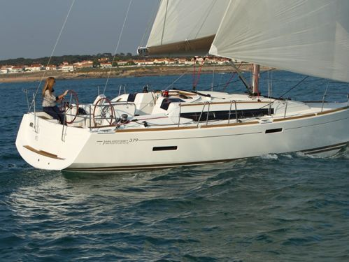 Segelboot Jeanneau Sun Odyssey 379 (2014)