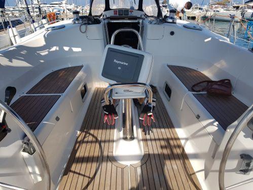Segelboot Hunter 306 (2001)