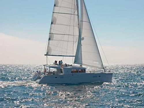 Catamaran Lagoon 450 (2017)