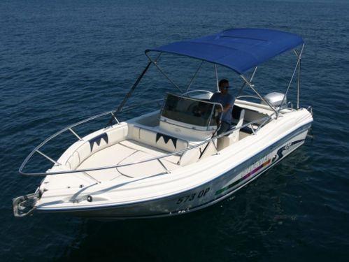 Speedboat Ranieri RM21 (2013)