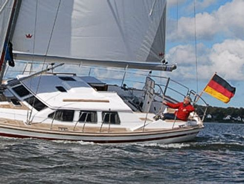 Segelboot Vilm 41 DS (2011)