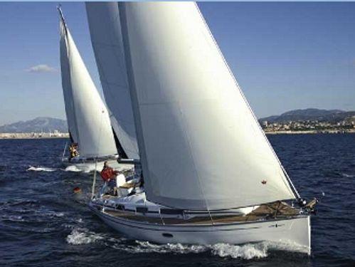 Segelboot Bavaria Cruiser 35 (2009)